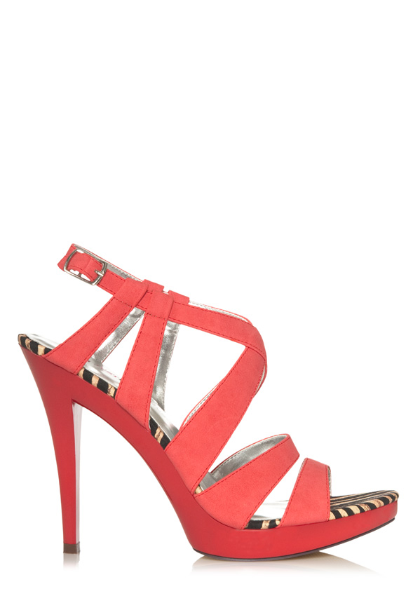 6dcbc7081eb Nicolette in Red - Get great deals at JustFab