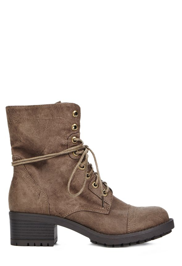 Trilian in Taupe - Get great deals at JustFab