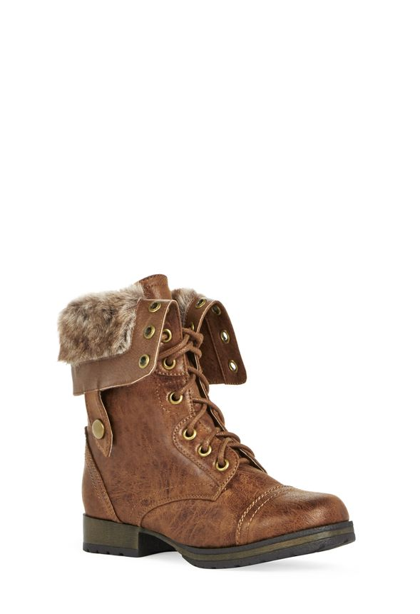 new product 9cbcc 48556 Rhona in Brown - Get great deals at JustFab