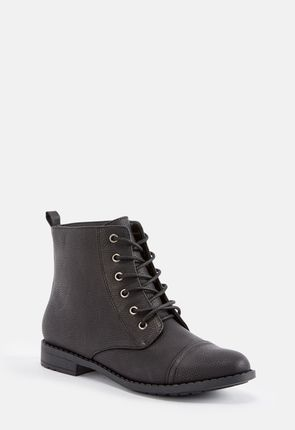 248cb7cf6b5 Women s Black Flat Boots On Sale - 50% Off Your 1st Order!
