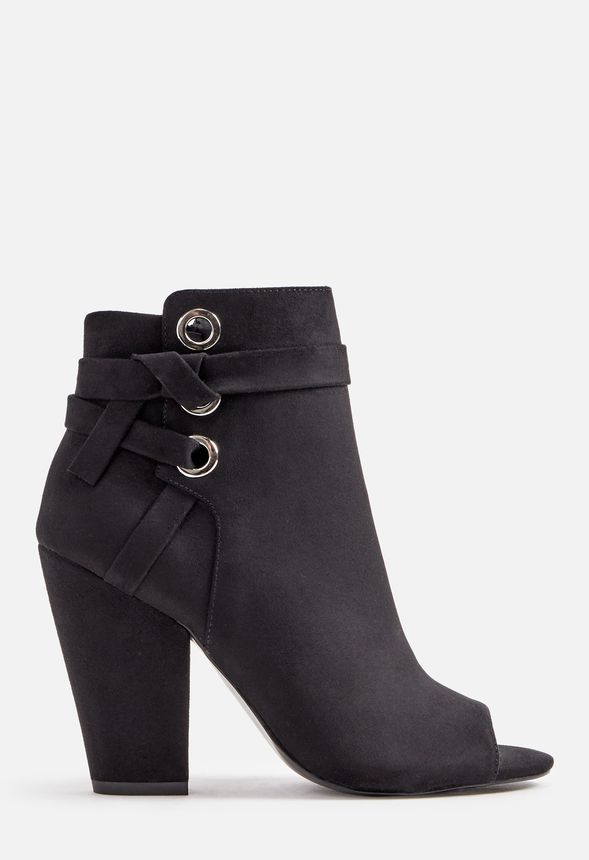 a565d4b6a Remy Bootie in Black - Get great deals at JustFab