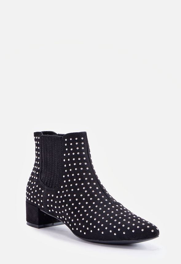 6951a7a058 Jenna Bootie in Black - Get great deals at JustFab