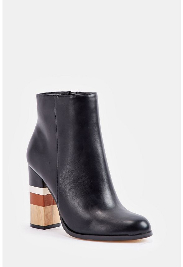 Cheap High Heel Ankle Boots On Sale - First Style for $10!