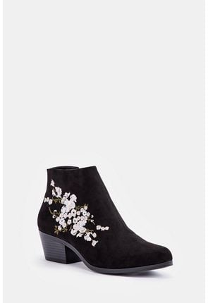 3cb298f1c1 Jenna Bootie in Taupe - Get great deals at JustFab