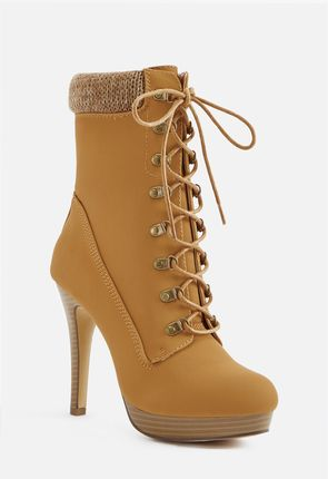 0d902ffe1172 Cheap High Heel Ankle Boots On Sale - 50% Off Your 1st Order!