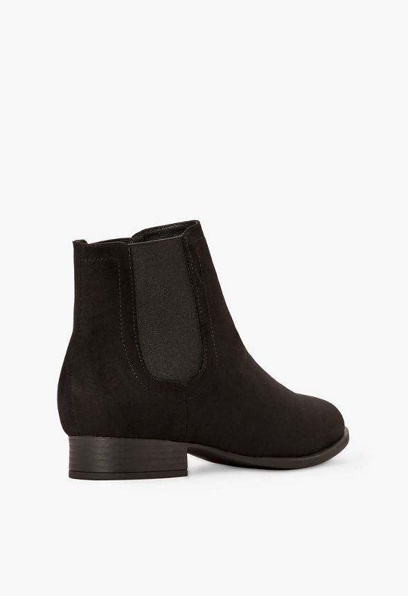 403d73c46a58 Classic Girl Chelsea Boot in Black - Get great deals at JustFab