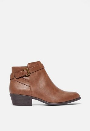 b07a17d5380b0 Women's Brown Ankle Boots On Sale - 50% Off Your 1st Order!