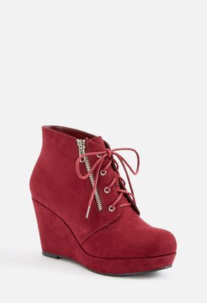 6b3edb81839 Faux Suede Booties On Sale - 50% Off Your 1st Order!