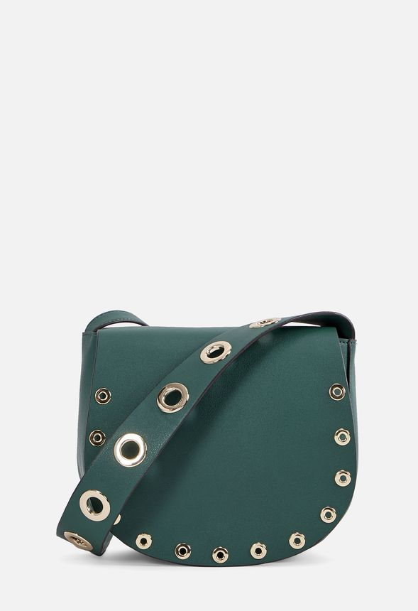 1cc391ccba5c Marcel Crossbody Bag in Green - Get great deals at JustFab
