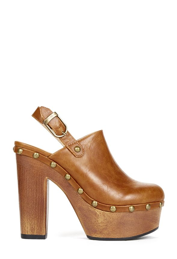 981faa25e Claudianne in Cognac - Get great deals at JustFab