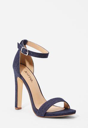 00805ddca9db Sarina Embellished Heel Pump in Blush - Get great deals at JustFab