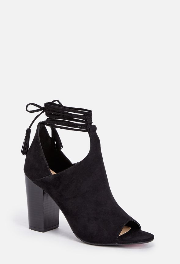 940292883e8 Mary-Kate Heeled Sandal in Black - Get great deals at JustFab