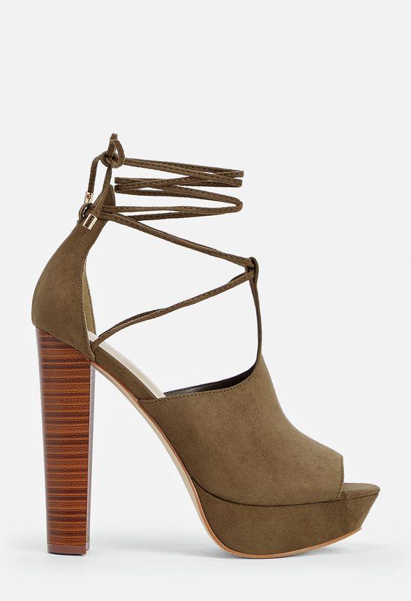6ef7f614836c Nylia Platform Heeled Sandal in Nylia Platform Heeled Sandal - Get ...