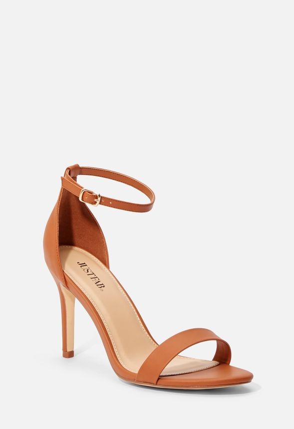 60e77d5e520 Seidra Classic Heeled Sandal in sunkissed tan - Get great deals at ...