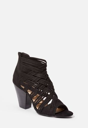 e4cbb00a8c83 Can t Be Tamed Caged Heeled Sandal ...