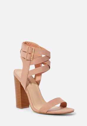 fcf99754d89 Women's Pink Dress & Ankle Strap Sandals On Sale - 75% Off Your ...