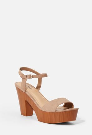 5679719cdb Womens Wedges & High Heels On Sale - First Style Only $10!