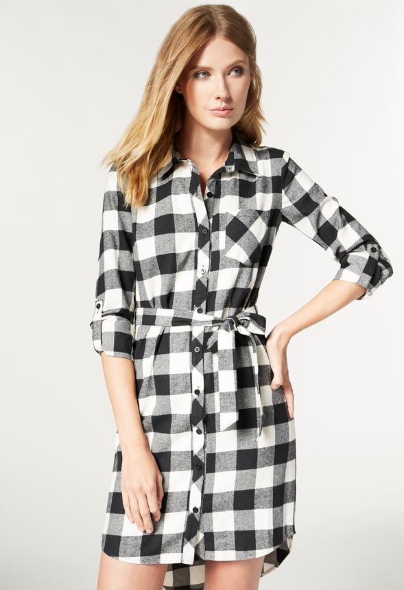 Cotton. Shop the Flannel Shirt Dress at anthonyevans.tk Factory and find everyday deals on Women's Dresses. Flat rate and free shipping available!