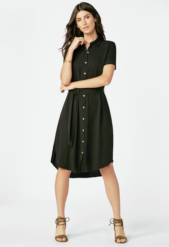 Sure, other nice casual dresses are for spring, fall and winter, such as the popular casual floral dresses in recent years. A lot of styles for ladies including off the shoulder, high neck, striped casual dresses, casual shirt, shift, knit, t shirt and swing dresses, and so on.