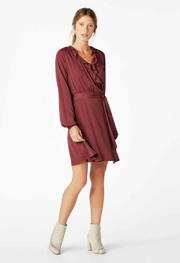 Great Wrap Dresses