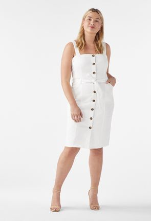 629e2b7f4ce3f Pinafore Denim Dress Pinafore Denim Dress