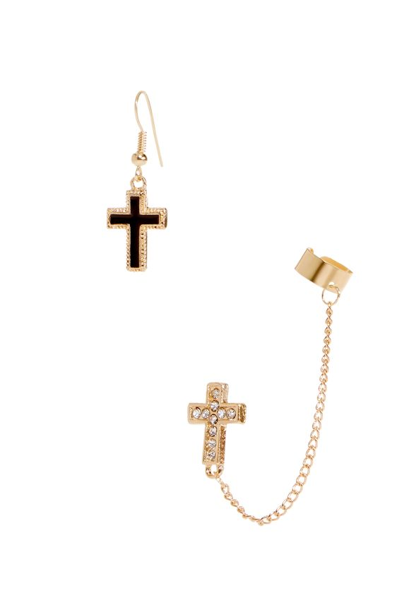 Cross Out In Gold Get Great Deals At Justfab