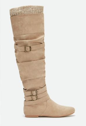 f5df864ec6e Cheap Wide Calf Boots for Women On Sale - 50% Off Your 1st Order!