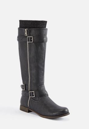 b78519acef1 Cheap Wide Calf Boots for Women On Sale - First Style Only  10!