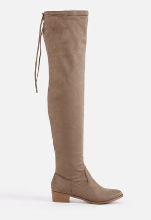 c05f305dbf6 Cheap Over The Knee Boots On Sale - First Style for  10!
