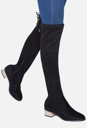 49b0ce83a25 Women s Black Knee High Boots On Sale - 50% Off Your 1st Order!