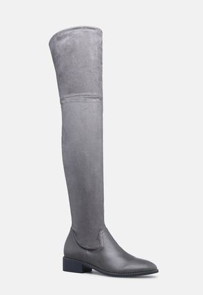 9eb0617aed09 Women s Knee High Leather Boots On Sale - First Style for  10!