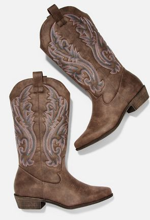 7272e1c01a7 Women's Cowboy Boots On Sale - 75% Off Your First Item! | JustFab