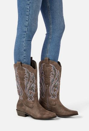 935ad76085f Women's Cowboy Boots On Sale - 75% Off Your First Item! | JustFab