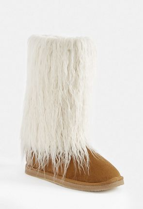 219be715f79 Women's Furry Boots On Sale - 75% Off Your First Item! | JustFab