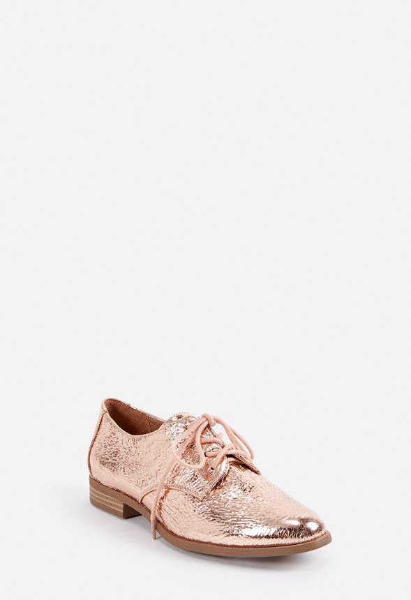 8bcde7775848 Billy Jean Flat in Rose Gold - Get great deals at JustFab