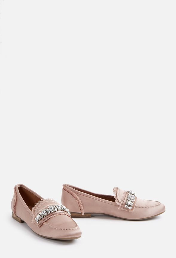 35560dd449f Evelina Flat in Blush - Get great deals at JustFab