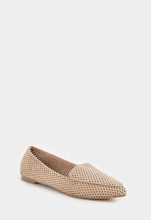 Jolienna Perforated Flat Jolienna Perforated Flat