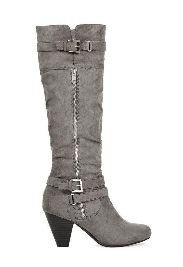 Faustina in Gray - Get great deals at JustFab