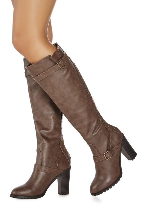 Harahm In Brown Get Great Deals At Justfab