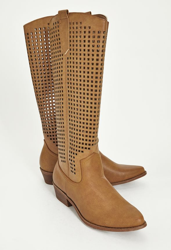 dc52d93c0070 Brynlee in Brown - Get great deals at JustFab