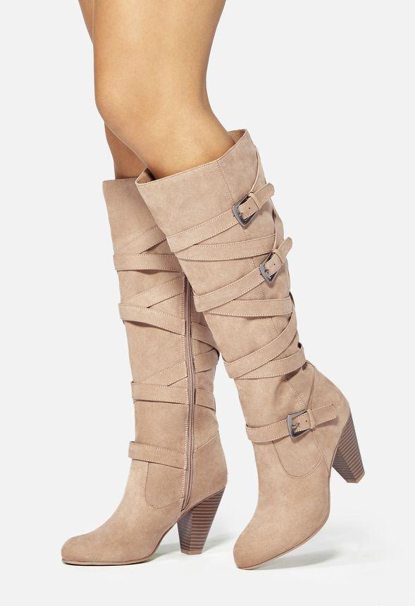Maisy Buckle Tall Boot in Maisy Buckle