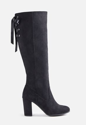 Cheap Chunky Heel Boots On Sale - First Style for $10!