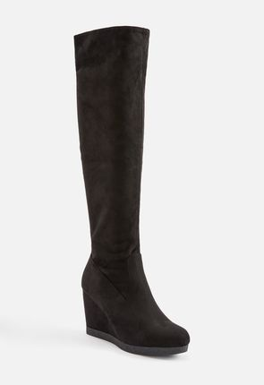 Womens Wedge Boots & Booties - Flat, Ankle, Knee High & More!