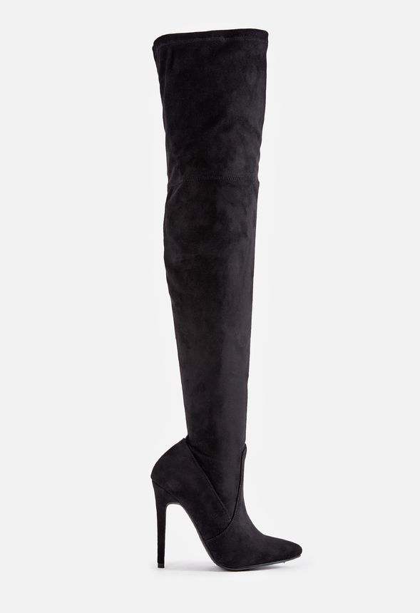 607be82f6b10 Camden Heeled Boot in Black - Get great deals at JustFab