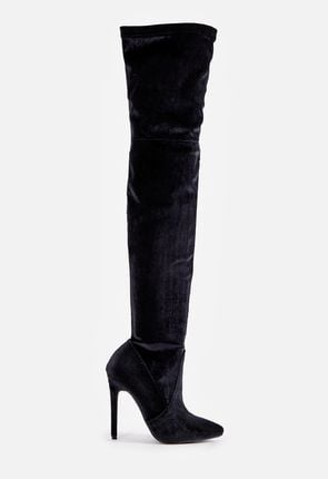 Cheap Knee High Boots On Sale - 50% Off