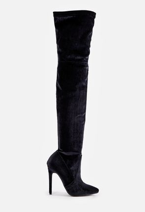 Women s Knee High Leather Boots On Sale - 50% Off Your 1st Order! 7464f1e96