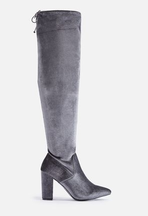 7d1eca41d62c Cheap Over The Knee Boots On Sale - First Style for  10!