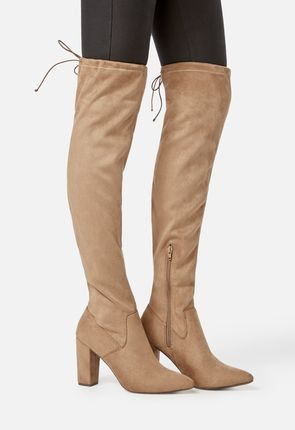 e99db4e6c Cheap Over The Knee Boots On Sale - First Style for  10!