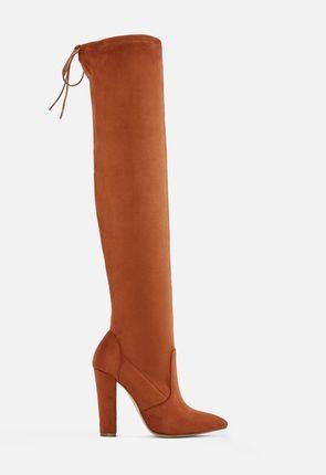 9d24bb8b2de Cara Stretch Over-The-Knee Boot