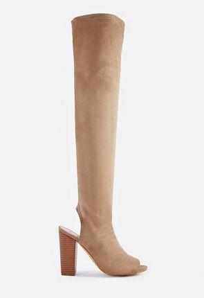 294b511908a High Heel Boots - Flat